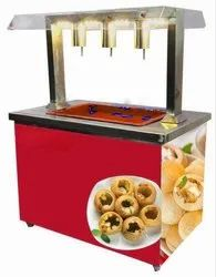 Golgappa Filling Machine