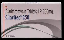 Clarithromycin-250mg( Claritec- 250) Tablets