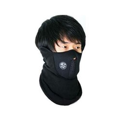 Black Anti-Pollution Face Masks