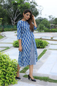 Designer Indian Cotton Ethnic Kurti Casual Lovely Women Kurti