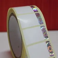 Hologram Paper Label