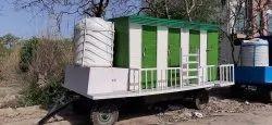 08 Seater FRP Mobile Toilet Van