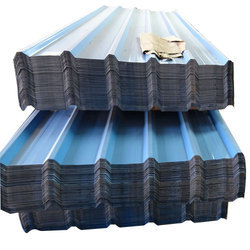 Coated Roofing Sheet, Tensile Strength:240-550 Mpa