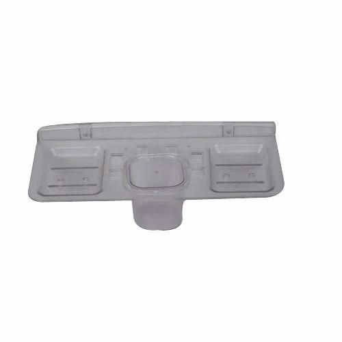 Plastic Bathroom Tumbler Holder