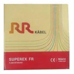 RR Kabel Superex FR Wires 90 Meter, Size: 2.5 Sqmm