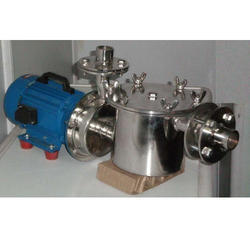 Stainless Steel Self Priming Centrifugal Monoblock Pump