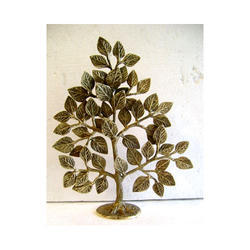 Brass Bodhi Tree For Corporate Gifts