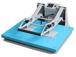 Semi-Automatic Full T Shirt Multicolour Printing Machine, T 32