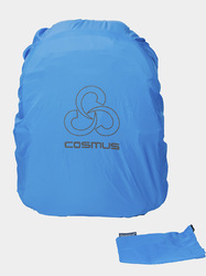 Cosmus Royal Blue Rain Cover & Dust Cover with Pouch for Upto 50 Ltrs Backpack