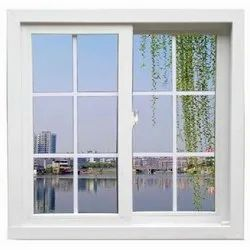 UPVC Grill Sliding Windows