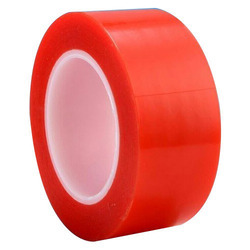 Sansui Transparent Red Polyester Tapes