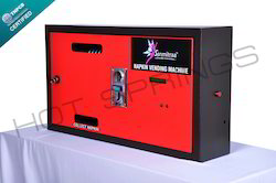 Automatic Sanitary Napkin Vending Machine