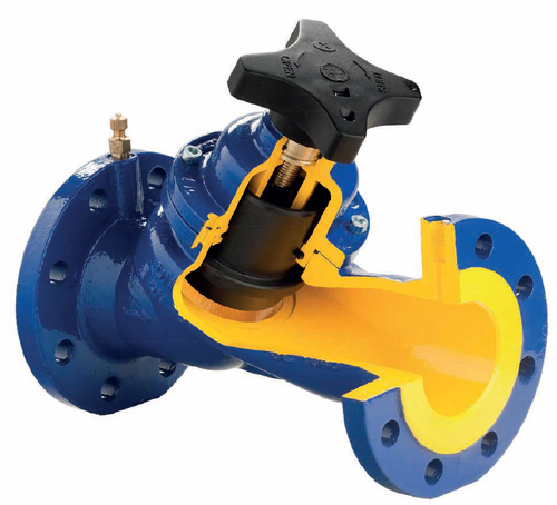 Balancing Valves, Size: Dn15 To Dn150, Rs 1200 /piece Pipe & Tube Company    ID: 14323018691