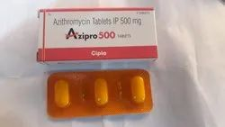 Azipro 500 mg Tablets