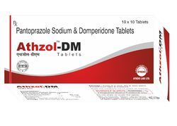 Pantaprazole Sodium and Domperidone Tablets