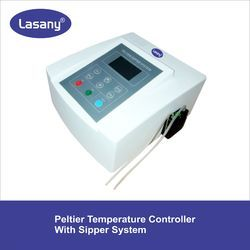 Lasany Peltier And Sipper System, for For Temperature Controlling of Sample