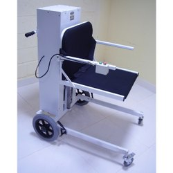 Manual Ground Mobility Seat Up Down Wheelchair