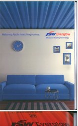 JSW Everglow Corrugated Sheet