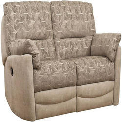 Two Seater Recliner Sofa White Manufacturer From Secunderabad