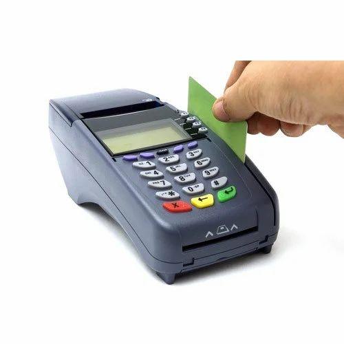 Credit Card Machine, Electronic Data Capture Machine ...