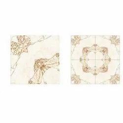 Ceramic Glossy 600x600mm Designer Vitrified Tiles, For Home, 600 mm x 600 mm