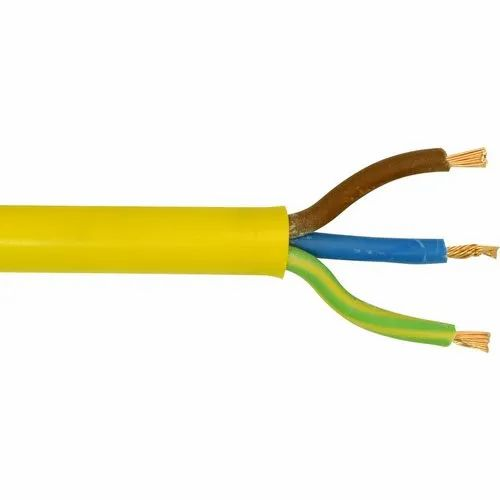Armoured PVC Cable
