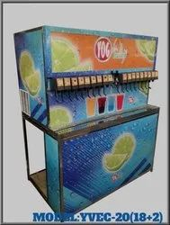 YVEC-20 Soda Shop Machine
