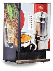 Live Coffee And Tea Vending Machine Maker