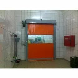 Industrial High Speed PVC Door