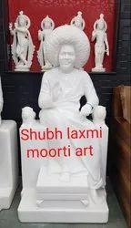 Satya Sai Baba Marble Statue