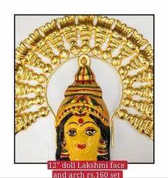 Varalakshmi Ammavari Face With Arch