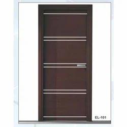 Wood Designer Door, Thickness: 36mm - 50mm