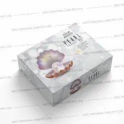 Cream Pearl Facial Kit, Packaging Size: 500g, for Face