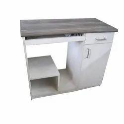 Western Interio Wooden CD02 Computer Desk, Size: 3x1.5 Feet