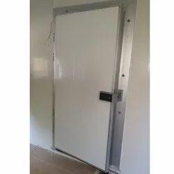 Industrial Insulated Door