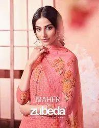 Zubeda Maher Plazzo Style Salwar Kameez