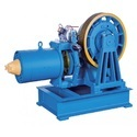 Compact Traction Machine