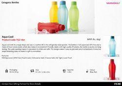 aqua cool bottles