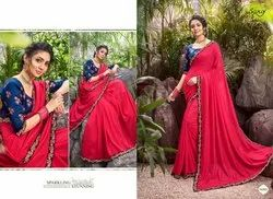 Ethnic Designer Party Wear Saree