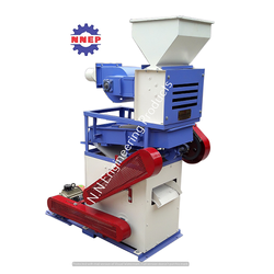 Mini Grain Cleaning Machine
