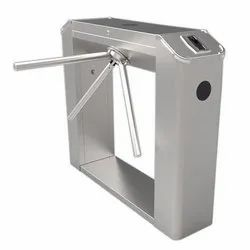 Rectangular Essell Automatic Tripod Turnstile, Automatic And Semi Automatic