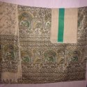 Unstitched Printed Cotton Salwar Suit