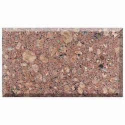 Polished Copper Silk Granite Stone, Thickness: 15-20 mm