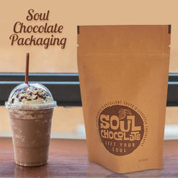 Soul Chocolate Packaging