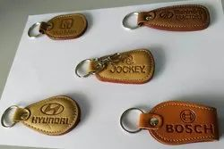 Leather Key Chains