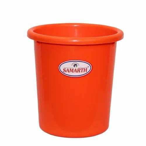 Plastic Garbage Bucket