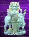 Marble Duttatreya Fancy Statue