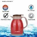 Probott Stainless Steel Double Wall Food Grade Espresso Coffee Pot 1300ml PB 1300-77