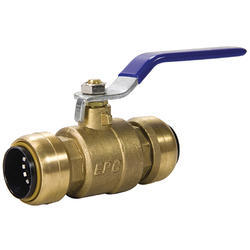 Ball Valve with Fittings