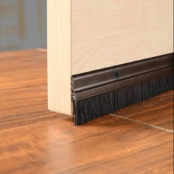 37 Inch Long Brown Deco Home Door Seal